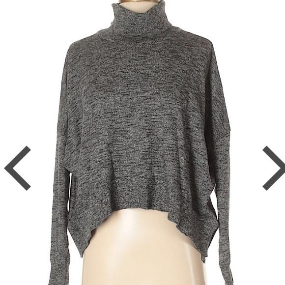 e9d16ded LOWEST Zara Knit Turtleneck Sweater Sz. S. M_5b4fa25e74359bb924300461
